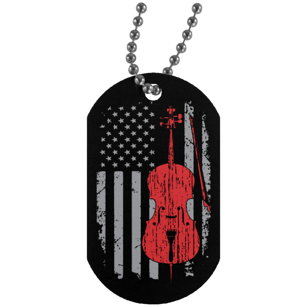 American Cello Dog Tag - MainTune - 1