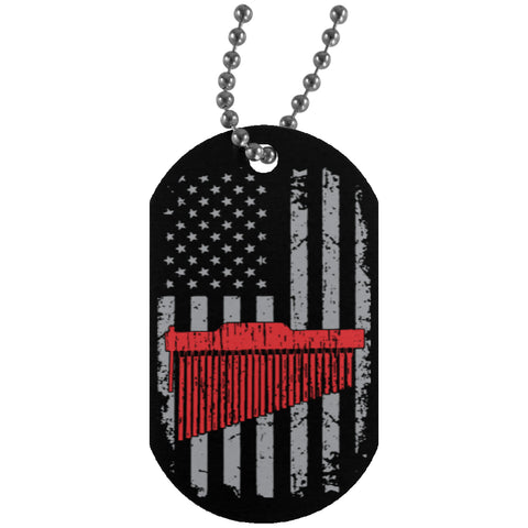 American Chimes Dog Tag - MainTune - 1