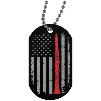 American Clarinet Dog Tag - MainTune - 1