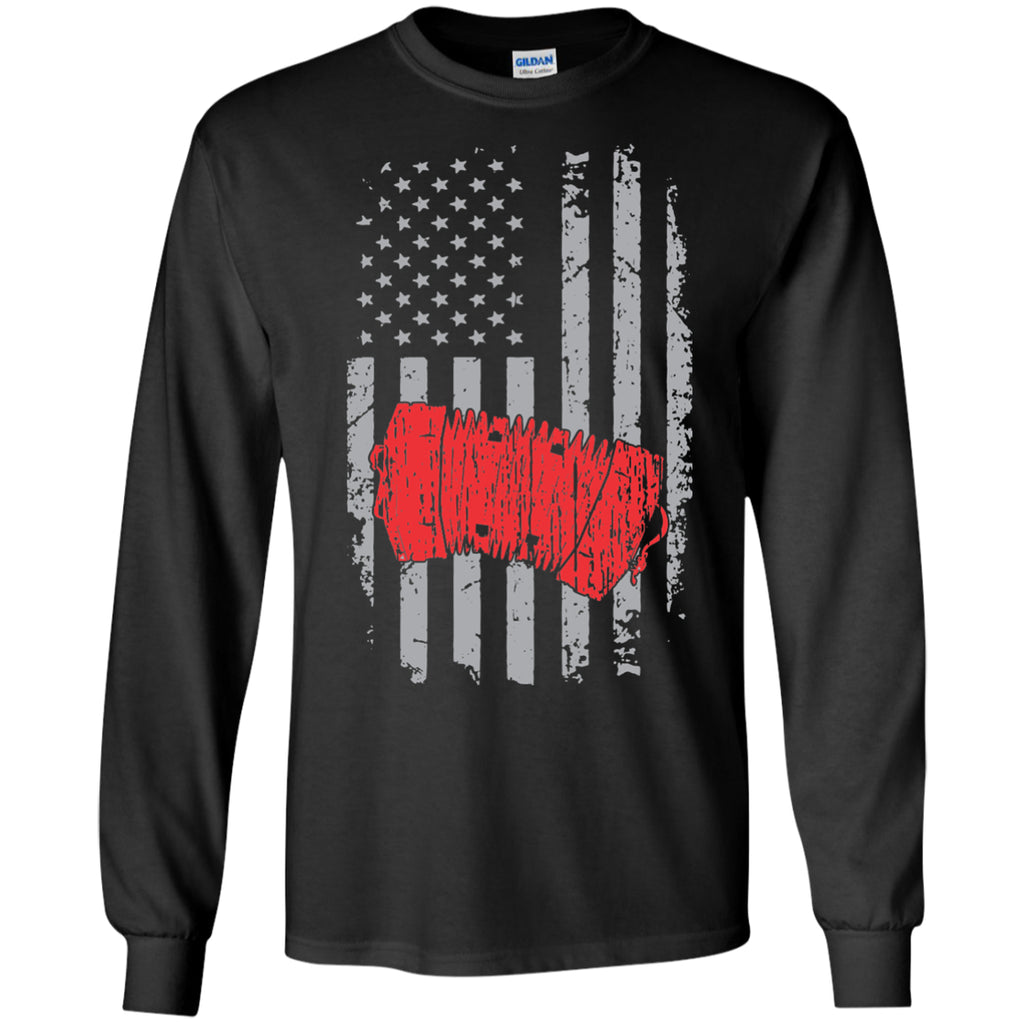 American Concertina Long Sleeve/Sweatshirt - MainTune - 1