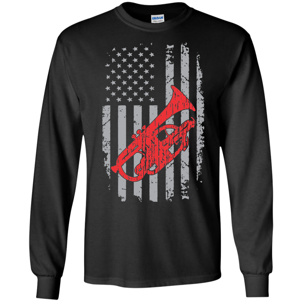 American Cornet Long Sleeve/Sweatshirt - MainTune - 1