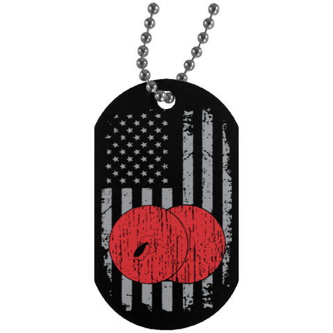 American Cymbals Dog Tag - MainTune - 1
