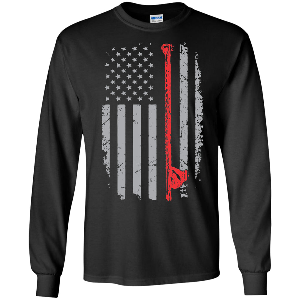 American Drum Major Mace Long Sleeve/Sweatshirt - MainTune - 1