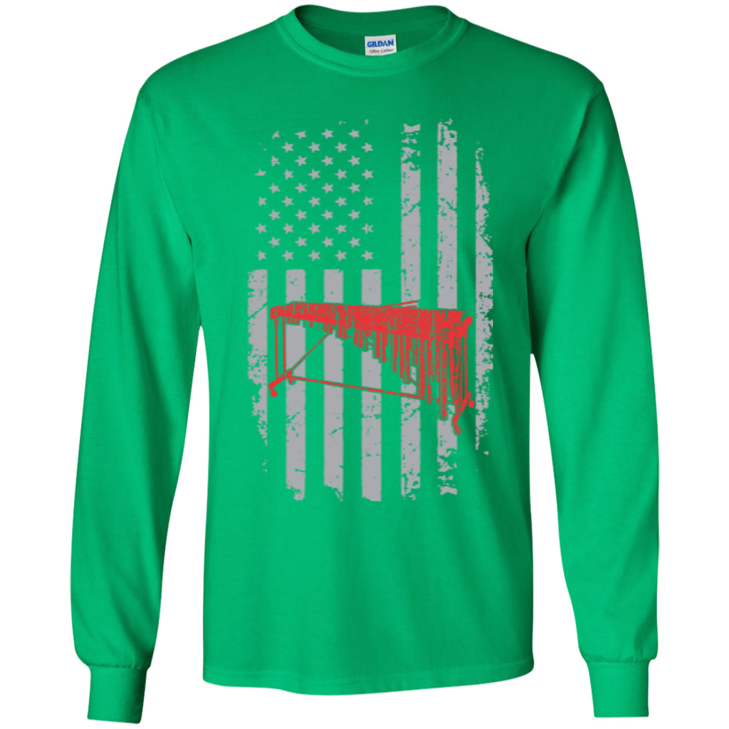 American Marimba Kids Long Sleeve - MainTune - 2