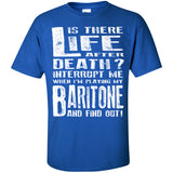 Don't Interrupt Me - Baritone Kids T-Shirt - MainTune - 3