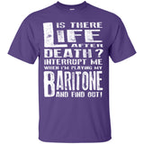 Don't Interrupt Me - Baritone Kids T-Shirt - MainTune - 4