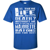 Don't Interrupt Me - Majorette Batons Kids T-Shirt - MainTune - 3