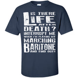 Don't Interrupt Me - Marching Baritone Kids T-Shirt - MainTune - 2