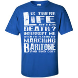 Don't Interrupt Me - Marching Baritone Kids T-Shirt - MainTune - 3