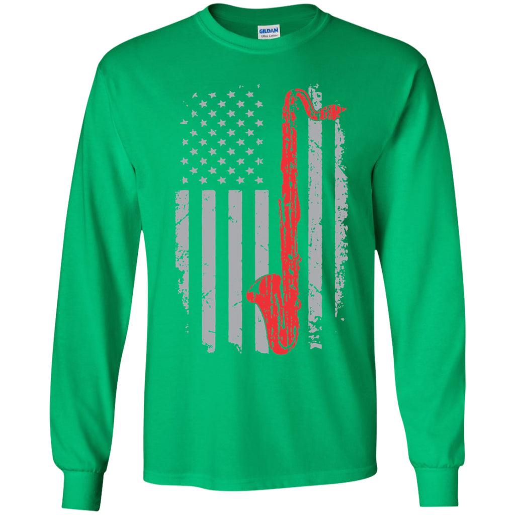 American Bass Clarinet Kids Long Sleeve - MainTune - 2