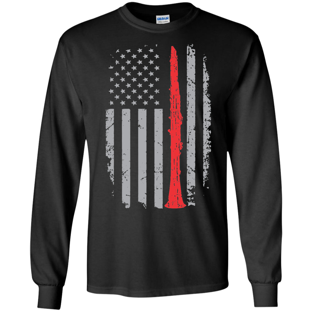 American Clarinet Long Sleeve/Sweatshirt - MainTune - 1