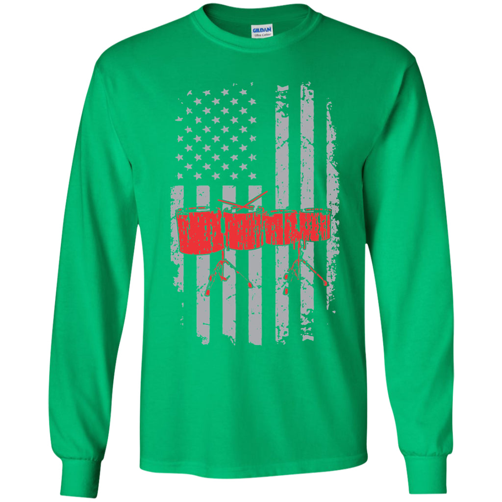 American Concert Toms Kids Long Sleeve - MainTune - 2