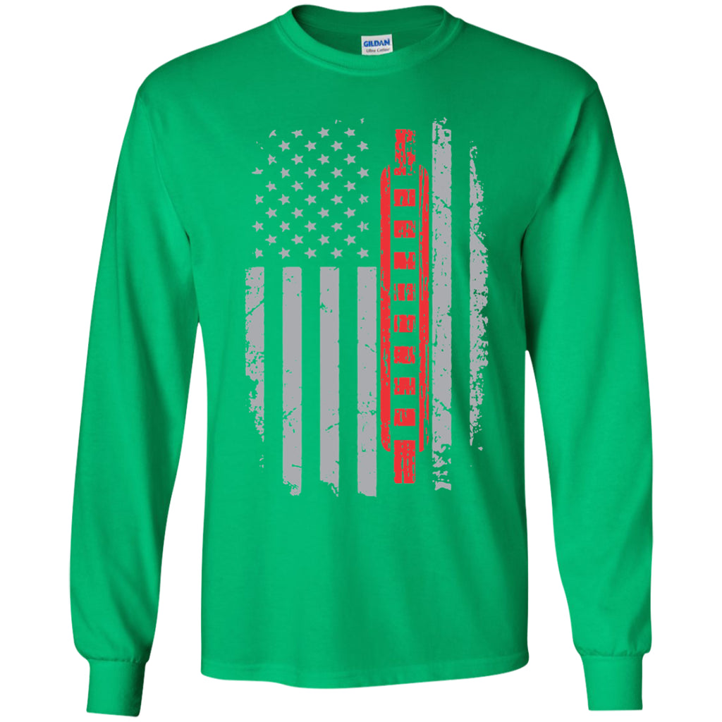 American Harmonica Kids Long Sleeve - Style 2 - MainTune - 2