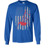 American Scottish Bagpipe Long Sleeve/Sweatshirt - MainTune - 4