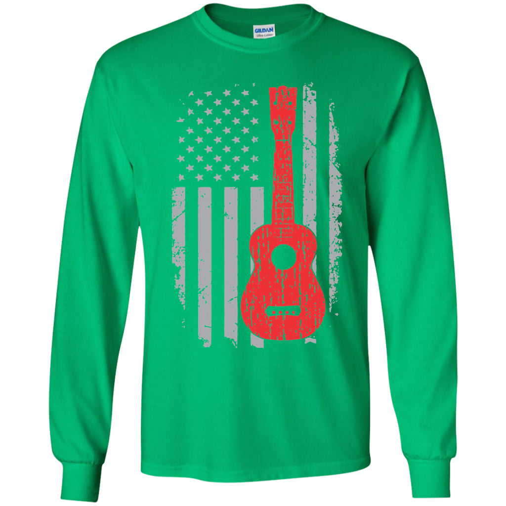 American Ukulele Kids Long Sleeve - MainTune - 2