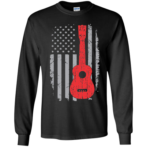 American Ukulele Kids Long Sleeve - MainTune - 1