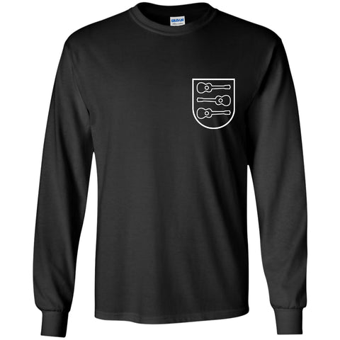 Ukulele Crest Long Sleeve/Sweatshirt