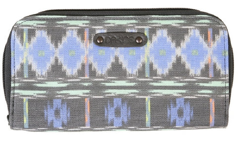 WALLET Dakine Lumen Meridian Purse Coins Notes Credit Cards Smartphone PDA NEW!