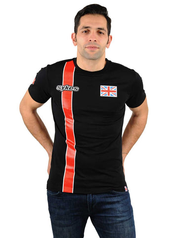 T-SHIRT Tom Sykes 31902 MotoGP No 66 Superbike BSB SBK