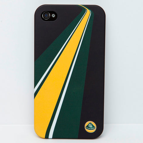 iPhone 4 CASE Lotus F1 Black