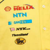 RACE SHIRT Challenge Suzuki Sport World Rally Team Motorsport NEW! S/sleeve