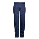 TROUSERS LBM37 Chino Mens Cotton Lotus Originals Range NEW! Navy Blue