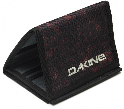 WALLET Dakine Diplomat Lava Purse Ripper Coins Notes Cards Identity NEW! Black