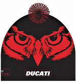 HAT Beanie DUCATI British Superbike BSB Be Wiser Racing Team Bike Black NEW!