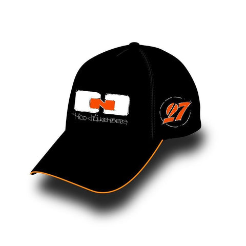 CAP Hat Formula One 1 Sahara Force India F1 Team Driver Nico Hulkenberg NEW 2016