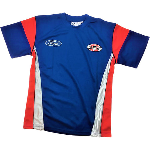 T-Shirt  kids Rally X Cross Team OMSE Olsberg Ford NEW! MF2794 Blue Child