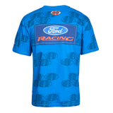 T-Shirt 2938 kids RallyCross Shortsleeve MSE Ford Extreme Rally NEW! Blue