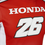 T-Shirt Kids Dual Honda Team Childrens Pedrosa 26 MotoGP Bike Tee NEW!