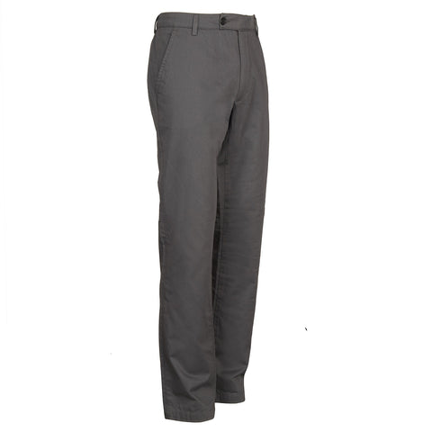 Trousers LBM37 Chino Mens Cotton Lotus Grey