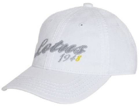 CAP kids Formula One 1 Team Lotus Originals F1 NEW! Vintage LOTUS 1948 White