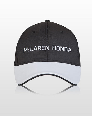Cap Hat McLaren Honda F1 2015 Button Alonso MP4-30