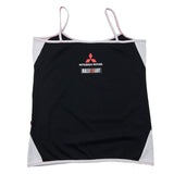 TOP TMR Rally Team Mitsubishi Ralliart Team NEW! Strap ladies Black