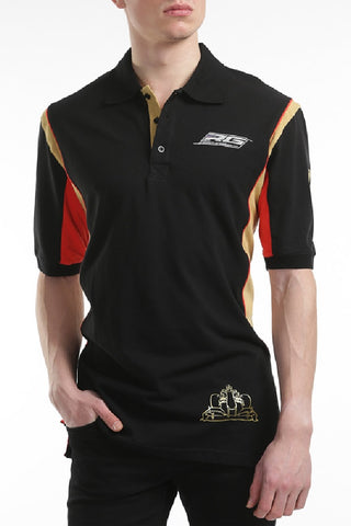 Polo Shirt Lotus F1 Romain Grosjean Lifestyle