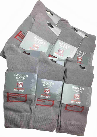 SOCKS X 7 WTCC RALLY SEAT Sport World Touring Car Team NEW! 7 Pairs Size 8-12