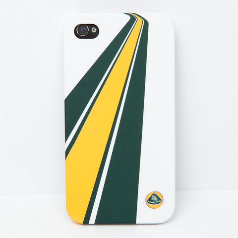 iPHONE 4 CASE Formula One 1 Team Lotus F1 NEW! White