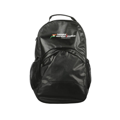 BAG Backpack Rucksack Sahara Force India F1 Team Formula One 1  NEW! Black