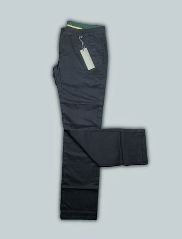 TROUSERS LBW11 Chino ladies Cotton Lotus Originals Range NEW! Dark Blue