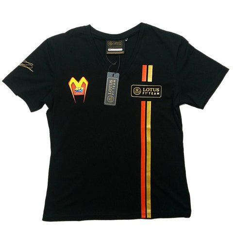T-Shirt Ladies Lotus F1 Maldonado 2014/5