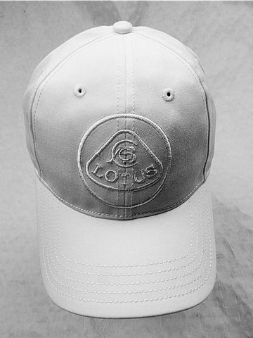 CAP LBM 30 Formula One 1 Team Lotus Originals F1 NEW! Vintage Roundel White