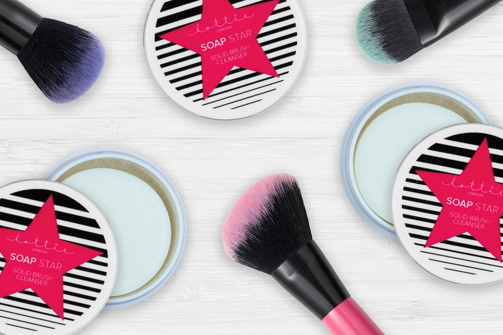 Cleaning Your Makeup Brushes!