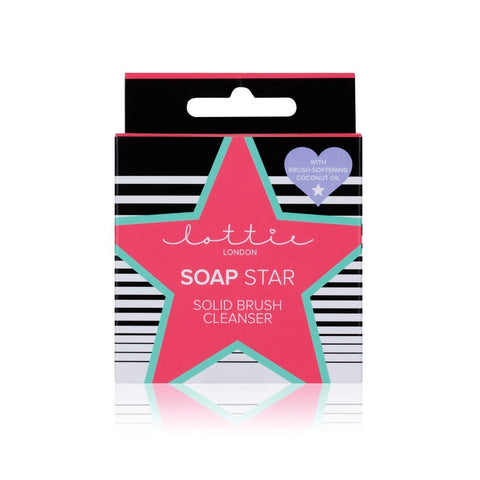 lottie london makeup brush cleaner