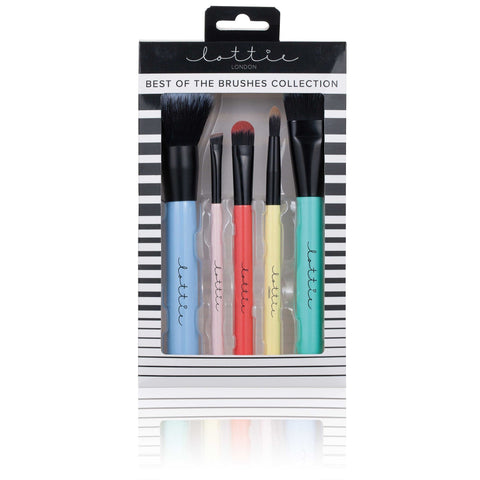 lottie london the best of the brushes
