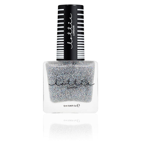 lottie london nail polish glitter