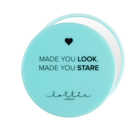 lottie london compact mirror