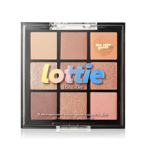 Lottie Palette - The Rose Golds