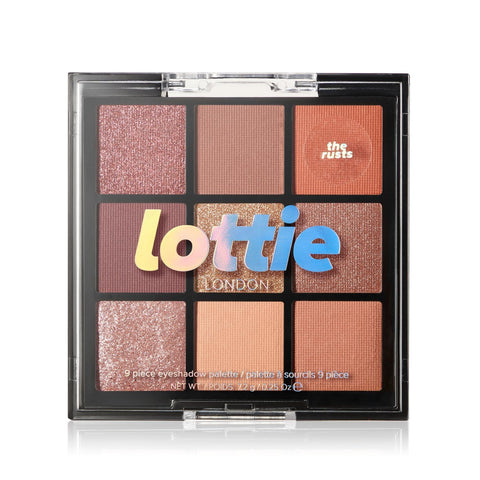 Lottie Palette - The Rusts